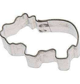 Auction Mini Hippo Cookie Cutter