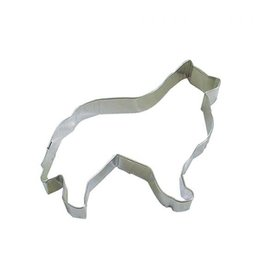 Auction Mini Collie Cookie Cutter