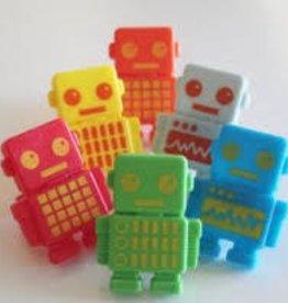Deco Pack Robot Cupcake Rings