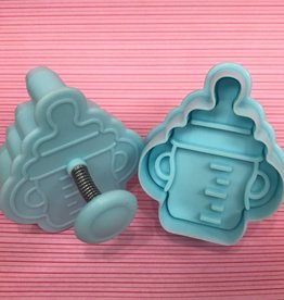 R and M Pastry & Cookie Stamper(Baby Bottle)