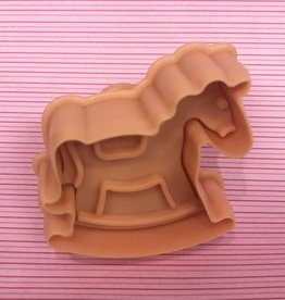 R and M Pastry & Cookie Stamper(Rocking Horse)