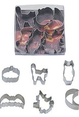 R and M Halloween Cookie Cutter Set