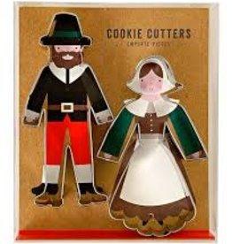 Meri Meri Meri Meri Pilgrim Cookie Cutter Set
