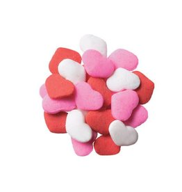 Decopac Hearts Quins (Red,White,Pink)