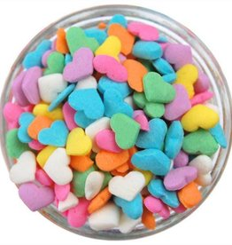 Decopac Heart Quins Multicolor (Pastel)