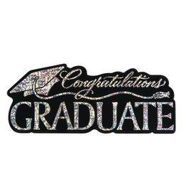 Decopac Congratulations Graduate Layon - Holographic