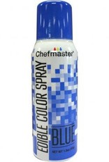 Chefmaster CM EDIBLE SPRAY (Blue)