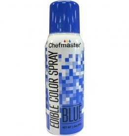 Chefmaster CM EDIBLE SPRAY (Blue)