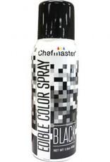 Chefmaster CM EDIBLE SPRAY (Black)