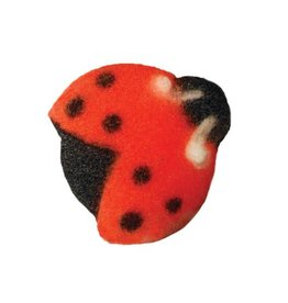 Decopac Lady Bug Dec Ons (8/pkg)