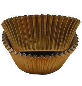 CK Copper Foil Mini Baking Cups (45-55/pkg) MAX TEMP 325F
