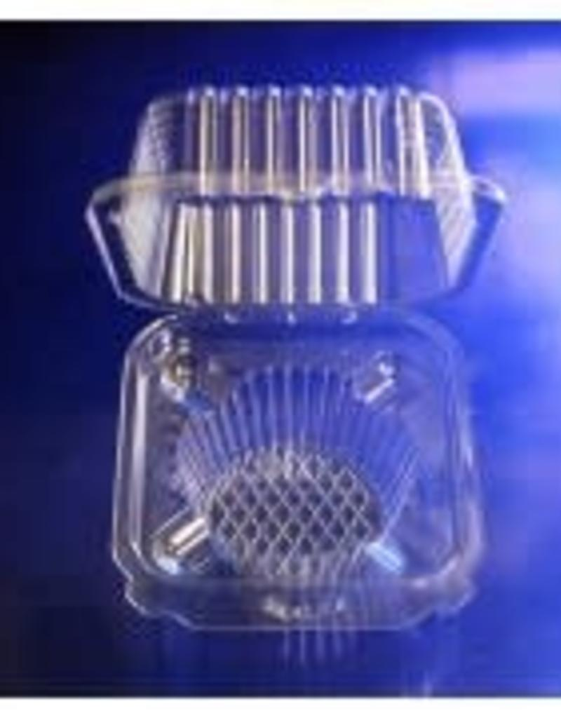 Single Cupcake Container(Square)
