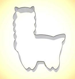 "Foose Llama Cookie Cutter (4"")"