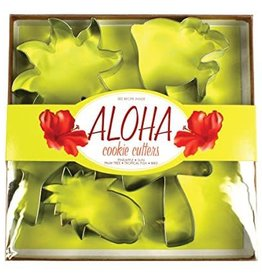 Fox Run Aloha Cookie Cutter Set