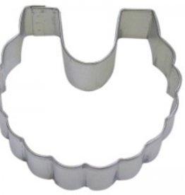 "R and M Baby Bib Cookie Cutter (3"")"