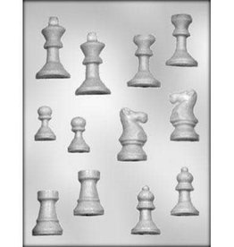 CK Products Chess Pieces Chocolate Mold