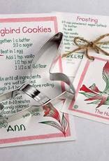 Ann Clark Hummingbird Cookie Cutter with Handle (Ann Clark)