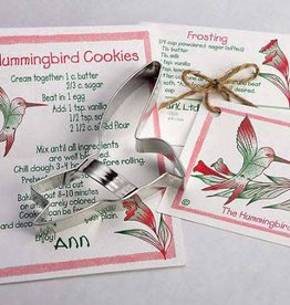 Ann Clark Hummingbird Cookie Cutter with Handle (Ann Clark)