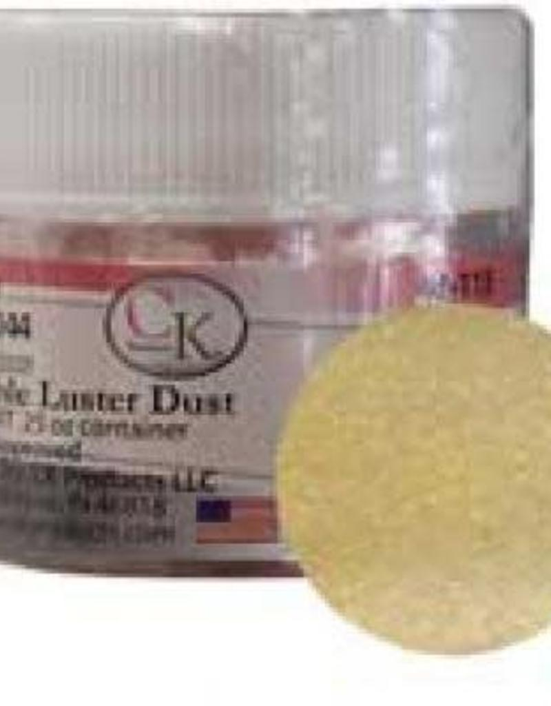 CK Products Edible Luster Dust (SATIN GOLD)