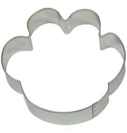 "R and M Dog Paw Print Cookie Cutter (4.5"")"