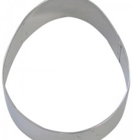 """R and M Easter Egg Cookie Cutter, 4"""""""