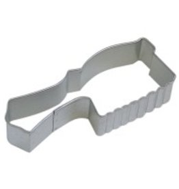 R and M Hairbrush Cookie Cutter