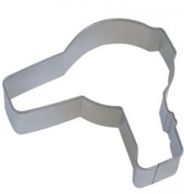 R and M Hair Dryer Cookie Cutter