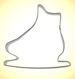 "Foose Ice Skate Cookie Cutter (3.75"")"