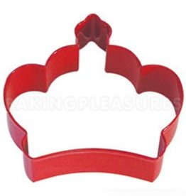R and M Imperial Crown Cookie Cutter (coated steel)
