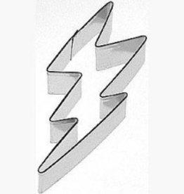 "Foose Lightning Bolt Cookie Cutter (5.5"")"