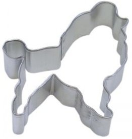 """R and M Poodle Cookie Cutter (3"""")"""