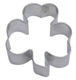 """R and M Shamrock Cookie Cutter (2.75"""")"""