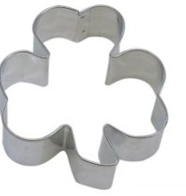 """R and M Shamrock Cookie Cutter (5.5"""")"""
