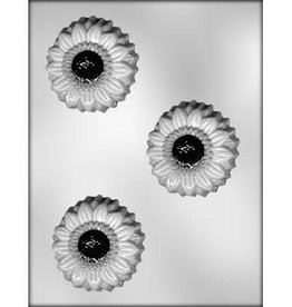 "CK Products Sunflower Chocolate Mold (3"")"