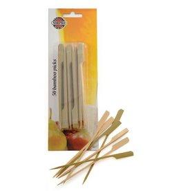 "Norpro Bamboo Picks, 6"" (50/pkg)"