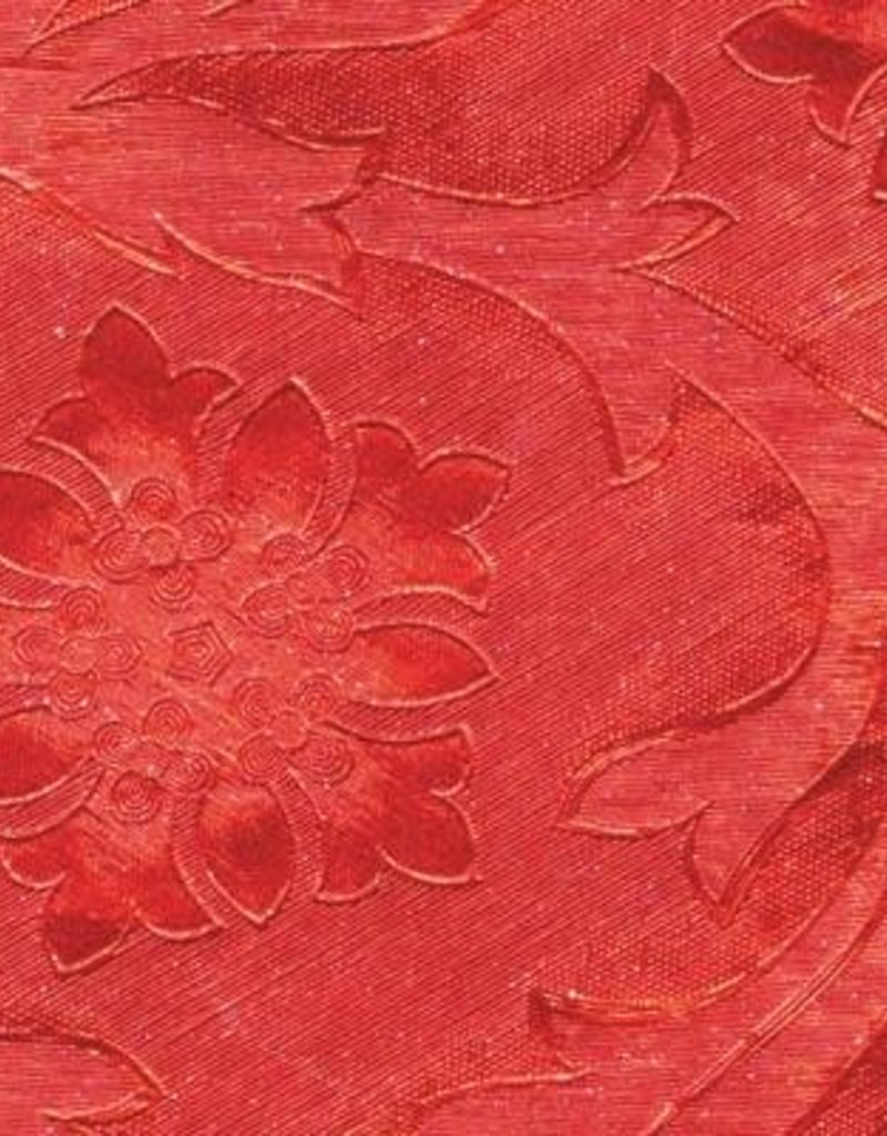 CK Products FLORIST POLY FOIL-RED    1/25