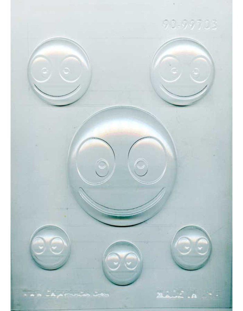 CK Products Happy Emoji Chocolate Mold