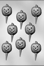 CK Products JACK O LANTERN CHOCOPICK CHOCOLATE MOLD