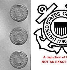 "CK Products Coast Guard Chocolate Mold - 2-1/4"""