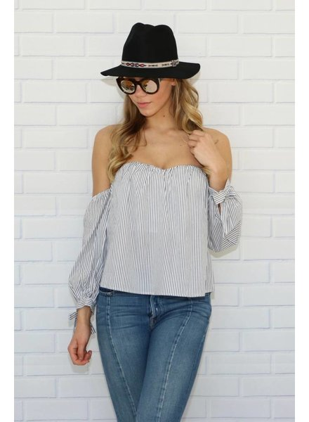Jealous Tomato jt6398 off shoulder top