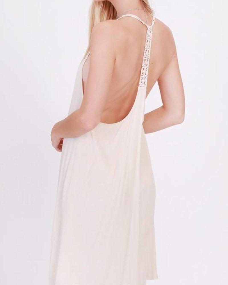 double zero 17e691 spaghetti strap dress