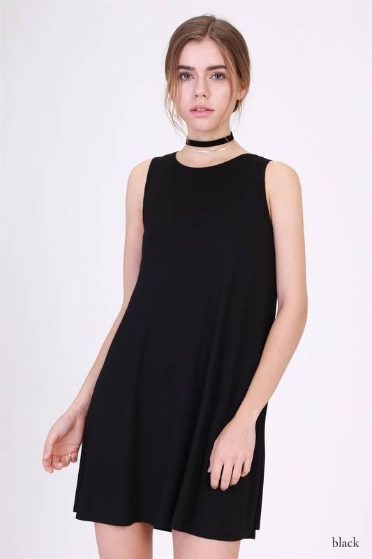 double zero 17f733 t-shirt dress