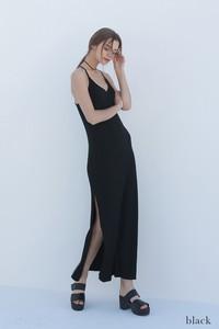 Double zero maxi dress