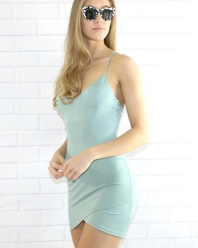 Lovely Day ld9851g bodycon dress