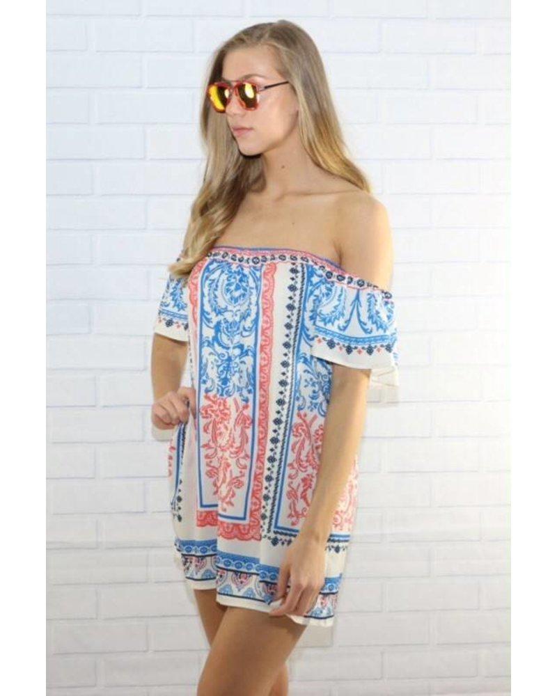 fd5209 off shoulder dress