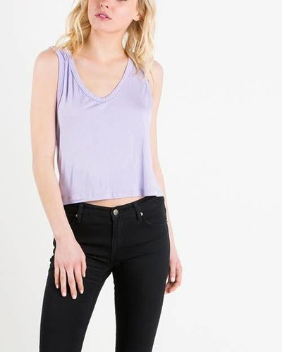 The Hanger ht11357 crop top