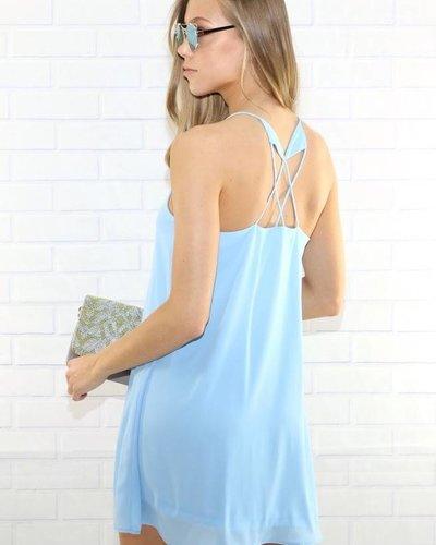Very J vd31948 racerback dress