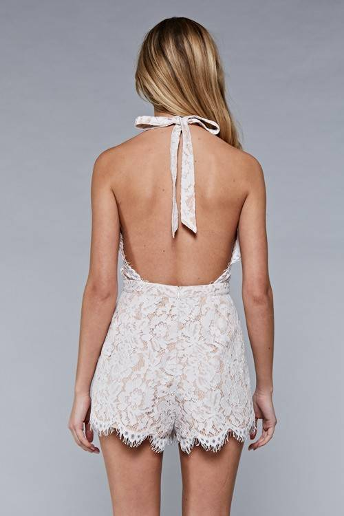 Do & Be y13486 lace romper