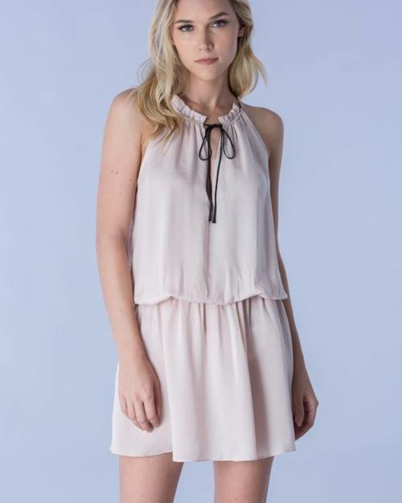 Do & Be y13204 drop waist dress