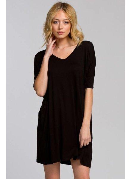 cherish d6194 t shirt dress